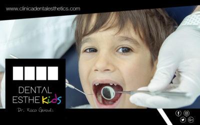 Les càries en les dents de llet s'han de tractar?