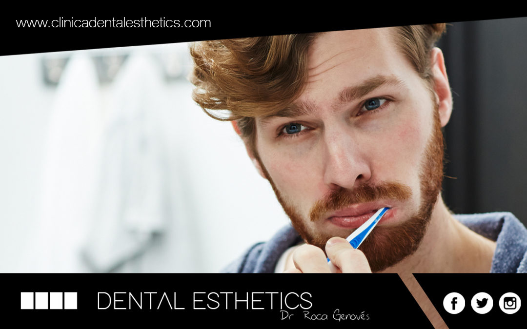 rentar-se les dents