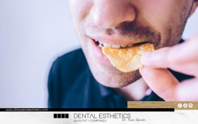 Aliments que mai relacionaries amb mala salut bucal.