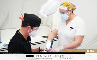 Quin diagnòstic pot fer el nostre dentista?